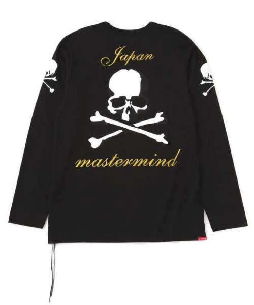 Embroidered L/S Tee 画像