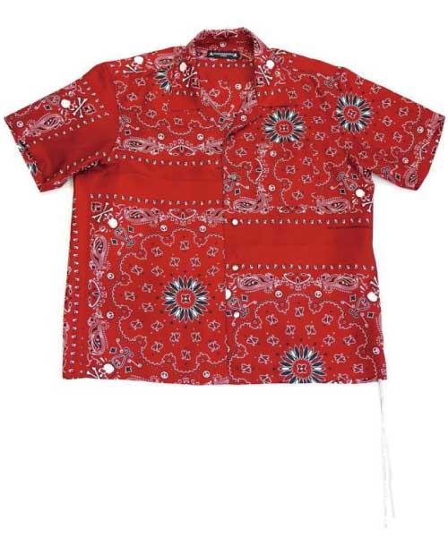 Paisley SS Shirt 画像