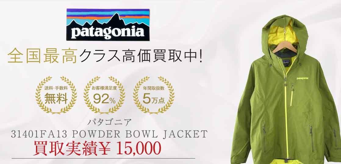 パタゴニア 31401FA13 POWDER BOWL JACKET マウンテンパーカー 画像