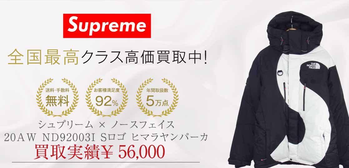 シュプリーム × ノースフェイス 20AW ND92003I Sロゴ ヒマラヤンパーカ 画像