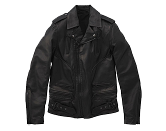 バルマン ライダースジャケット 画像