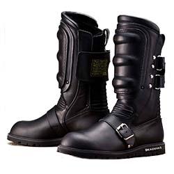 カドヤ(KADOYA) ブーツ BLACK SHIELD ライディングブーツ 画像
