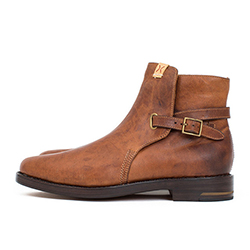 ビズビム(visvim) ブーツ 17AW BUCKLED RIDING BOOTS-FOLK 画像