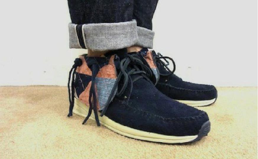 ビズビム(visvim) ブーツの代表モデル 画像