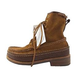 ビズビム(visvim) ブーツ 18AW GRIZZLY BOOTS HI-FOLK BISON グリズリー ブーツ 画像