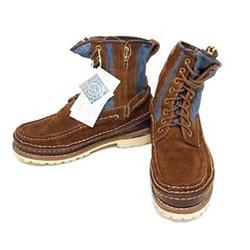 ビズビム(visvim) ブーツ GRIZZLY BOOTS-FOLK ブーツ 0114302002001 画像