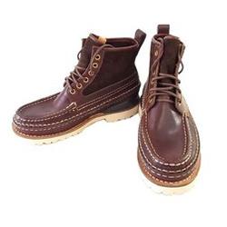 ビズビム(visvim) ブーツ 16SS GRIZZLY BOOTS MID FOLK 画像