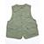 エンジニアドガーメンツ Upland Vest Cotton Double Cloth 画像