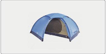 フェールラーベン テント 画像
