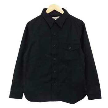 4883 CPO WOOL SHIRTS ウール ボタンダウンシャツ画像