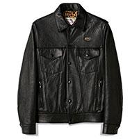 ヒステリックグラマー × Lewis Leathers Western ジャケット 画像
