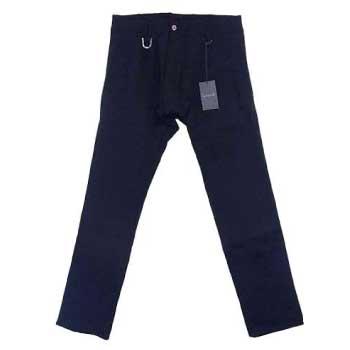 Nylon Jersey Bondage Zipp Pants 18AW パンツ画像