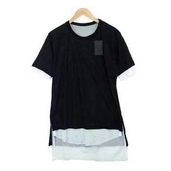 レイヤード Tシャツ画像