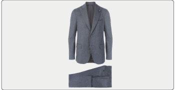 ラルディーニ スーツ 画像