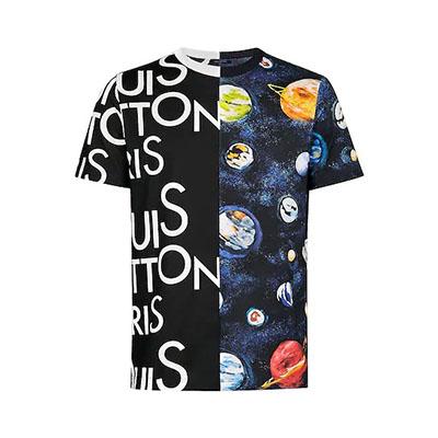 ルイヴィトン メンズ Tシャツ 画像