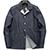 マッキントッシュロンドン 銀ボタン デニム カバーオール 画像