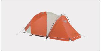マウンテンハードウェア テント シュラフ 画像