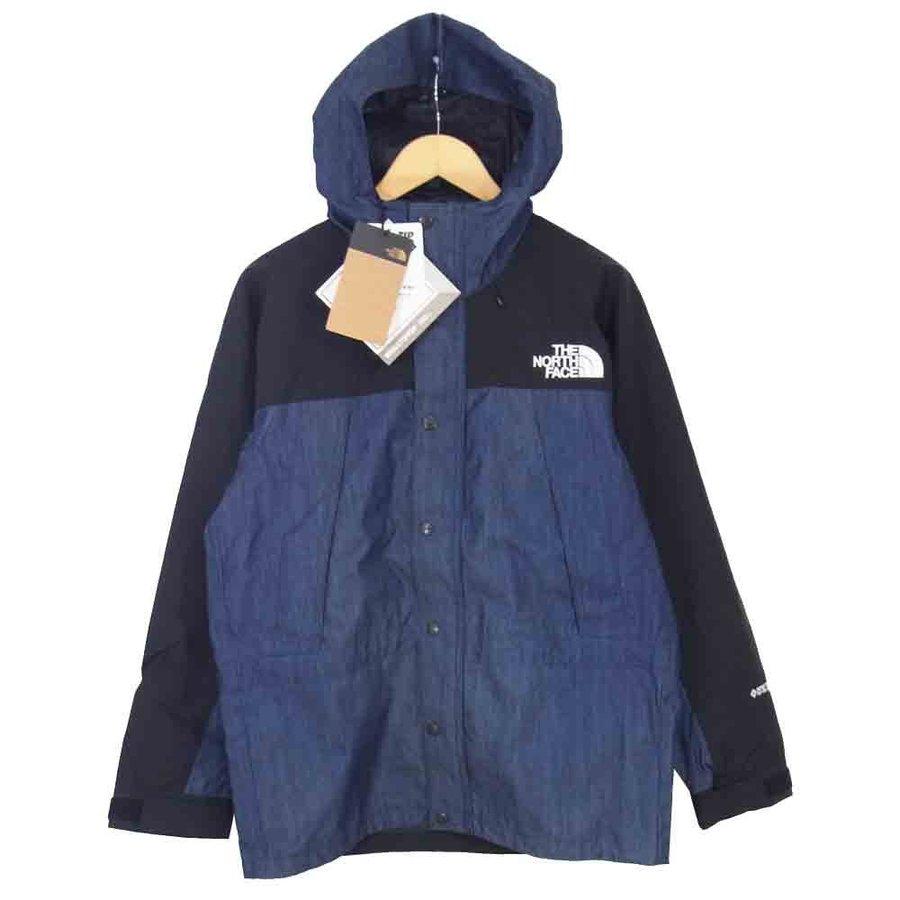 ノースフェイス マウンテンジャケット NP12032 国内正規品 Mountain Light DENIM Jacket マウンテンライトジャケット 画像