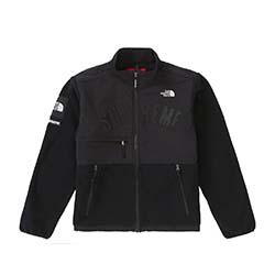 シュプリーム ×ノースフェイス 19SS Arc Logo Denali Fleece Jacket 画像