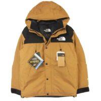 ノースフェイス 新作 ND91930 Mountain Down Jacket マウンテン ダウン ジャケット ユーティリティブラウン L 画像