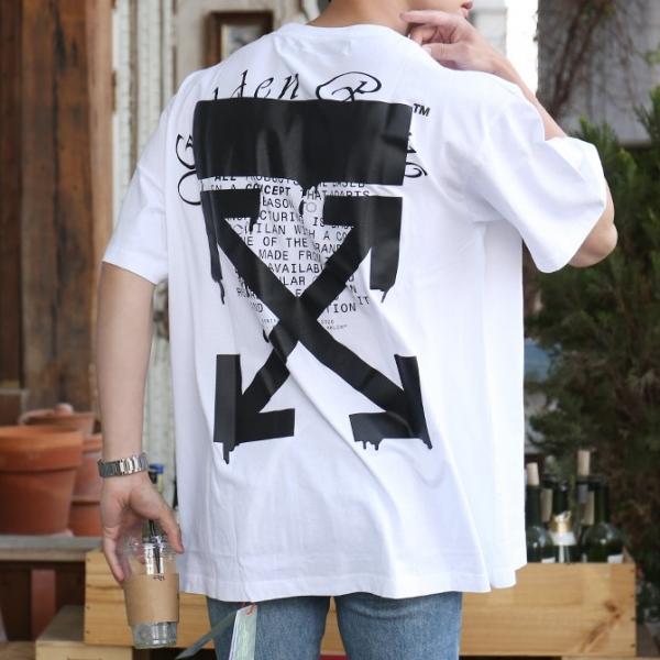グラフィックデザインTシャツ 画像