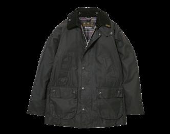 バブアー(Barbour) オイルドジャケット ビデイル SL ワックスド コットン 美品 画像