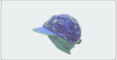 パタゴニア フリース 帽子 画像