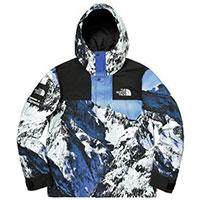 シュプリーム 17AW Mountain Parka 雪山 マウンテンパーカー 画像