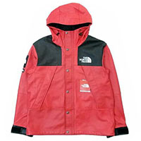 18AW × The North Face NP61807I Leather Mountain Jacket ノースフェイス マウンテンジャケット 画像