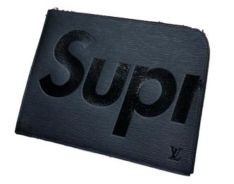 シュプリーム バッグ × LOUIS VUITTON Pochette Jour 画像