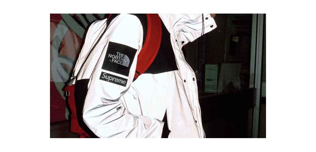 シュプリーム ノースフェイスコラボモデル 画像