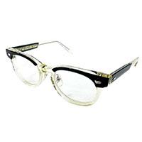 テンダーロイン 白山眼鏡 T-JERRY サングラス キハク GREY×CLEAR 画像