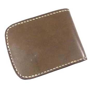 天神ワークス 二つ折り財布画像