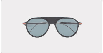 トムブラウン サングラス メガネ 画像