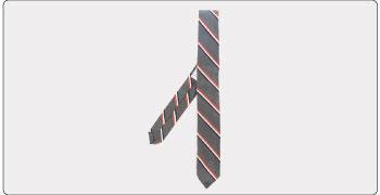 トムブラウン ネクタイ 画像
