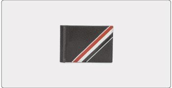 財布 マネークリップ 画像