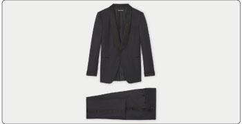 トムフォード スーツ 画像