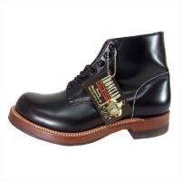 トイズマッコイ ブーツ・小物 IRONCLAD BOOTS RAILMAN TMA1111-030-085 アイアンクラッド レイルマン ブーツ 黒 8.5 画像