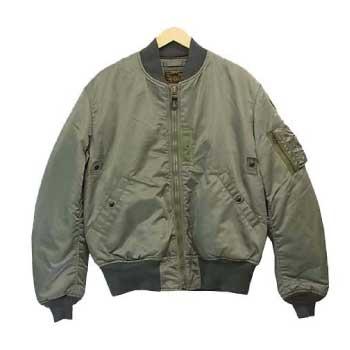 リアルマッコイズ LION UNIFORM MA-1 ジャケット画像