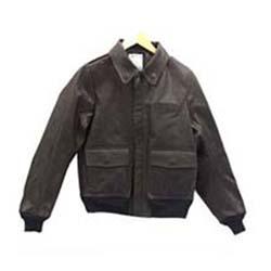 ビズビム(VISVIM) コート ELMENDORF JKT IT (VEGGIE) レザージャケット 画像