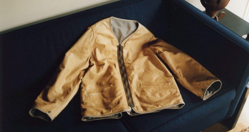 2019SSビズビム新作0119105014003 IRIS JKT IT (VEG LAMB)アイリスジャケット画像