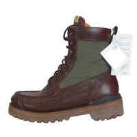 VISVIM ブーツ 0113102002012 13SS COCHISE BOOTS FOLK コーチス ブーツ M10 BROWN ダークブラウン系 US10 画像