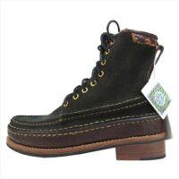 VISVIM ブーツ 0118202002009 18AW GRIZZLY BOOTS HI-FOLK BISON ブーツ ブラック系 US8.5 画像