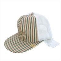VISVIM 新作モデル 0120103003025 20SS GOODYEAR CAP ストライプ キャップ 帽子 ベージュ系 F 画像