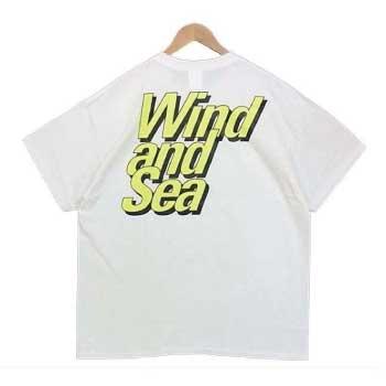 ロゴ プリント Tシャツ画像