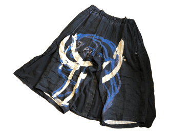 ヨウジヤマモト ウェア N-Print Fastener Pants 画像